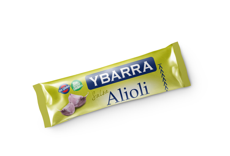 Salsa Alioli monodosis 12gr