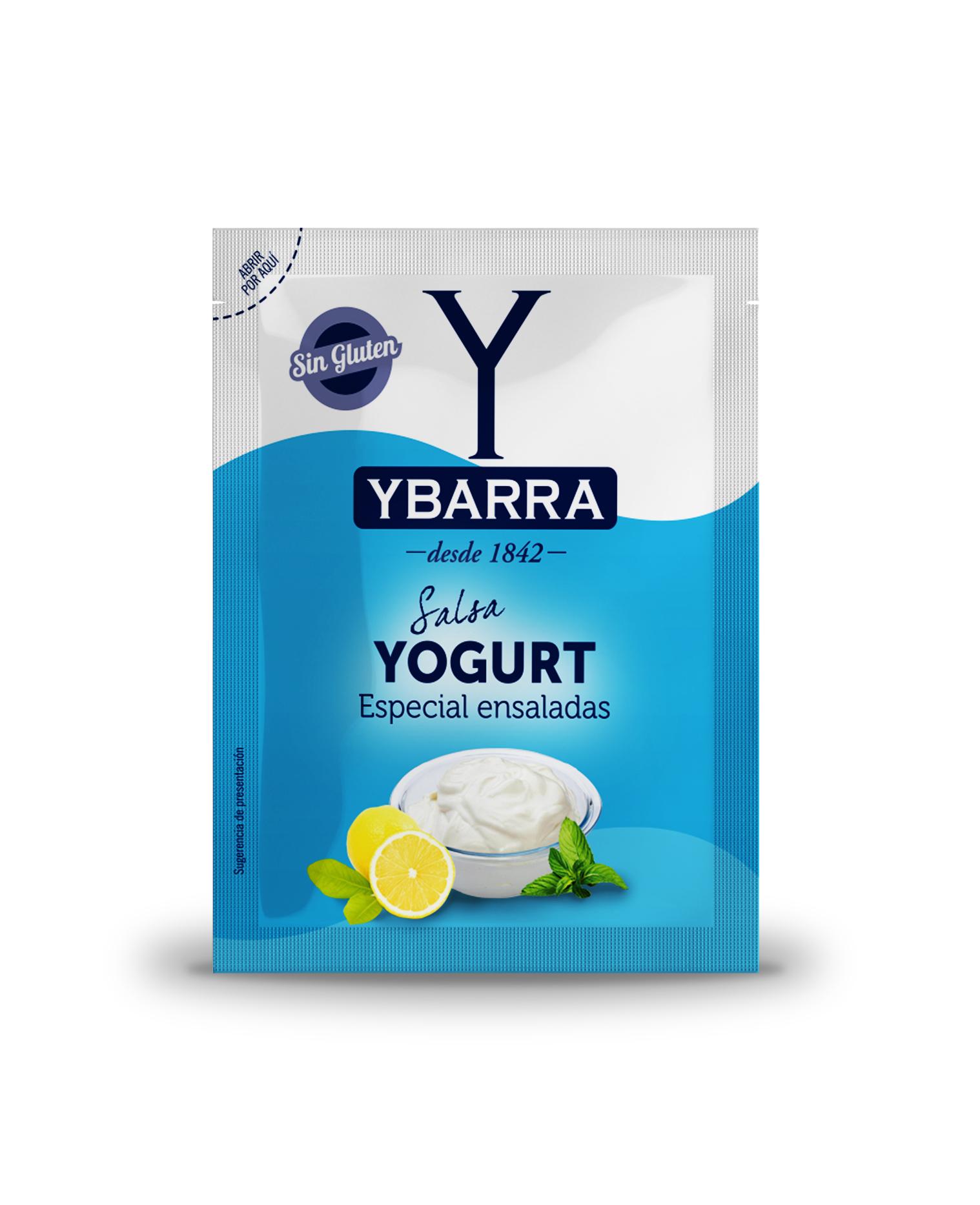 Salsa Yogurt monodosis 40gr