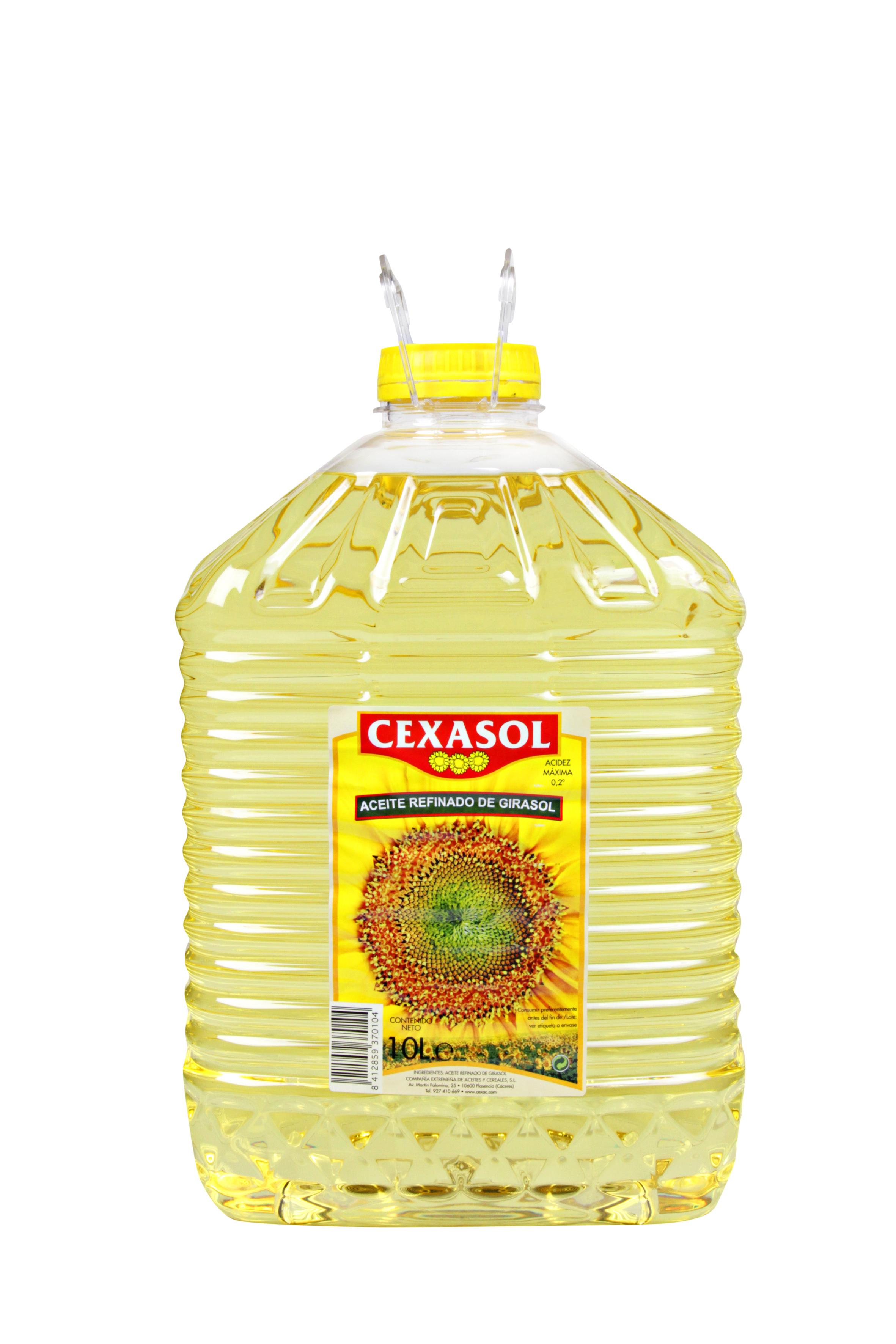 Aceite Girasol Cexasol 10L